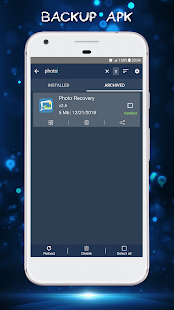Backup Apk - Extract Apk Screenshot