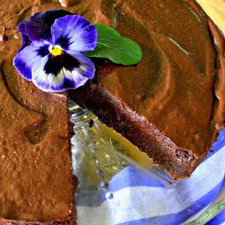 Flourless, Gluten Free, Passover Fudge Cake and My Passover Menu.