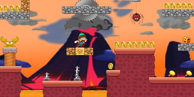 Super Hat Boy Adventure 2 - náhled