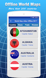 Offline map navigation route world map atlas apps on google play screenshot image gumiabroncs Gallery