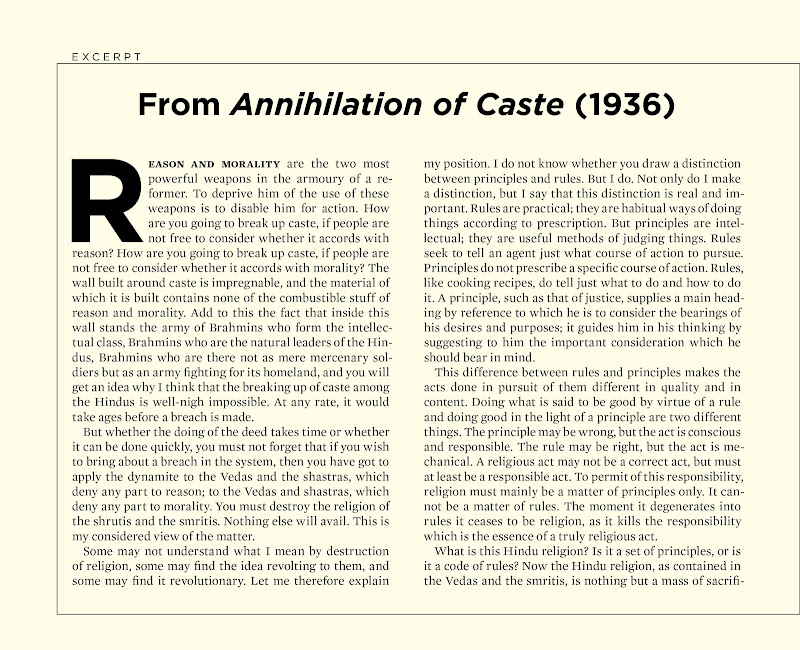 Ambedkar, Gandhi and the battle against caste
