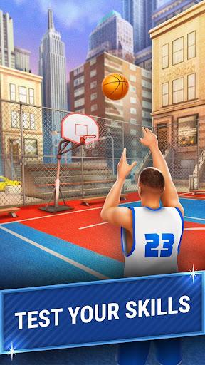 Shooting Hoops - 3 Point Basketball Games screenshot 11