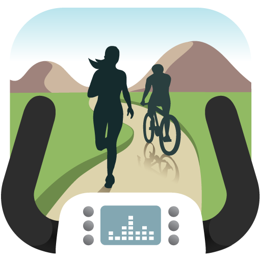 BitGym: Treadmill Trails App for Cardio Motivation - Apps on