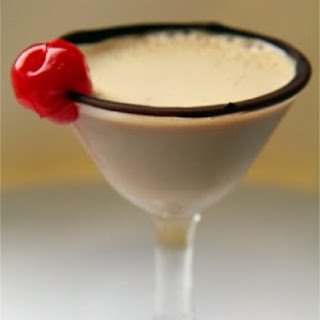Boston Cream Pie Martini.
