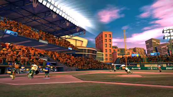 Super Mega Baseball- screenshot thumbnail