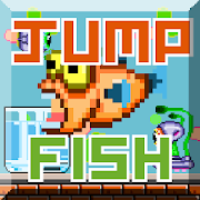 Alien in Jumpfish
