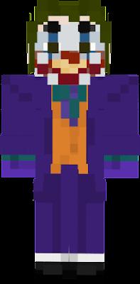 Original By KKLuke:planetminecraft.com/skin/the-joker-2019-4212752/