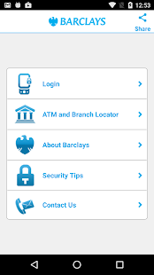 Barclays Zimbabwe- screenshot thumbnail