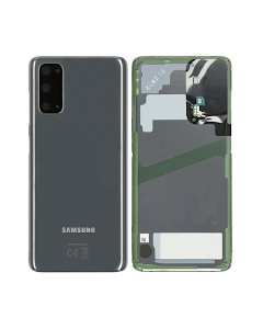 Galaxy S20 Back Cover Gray