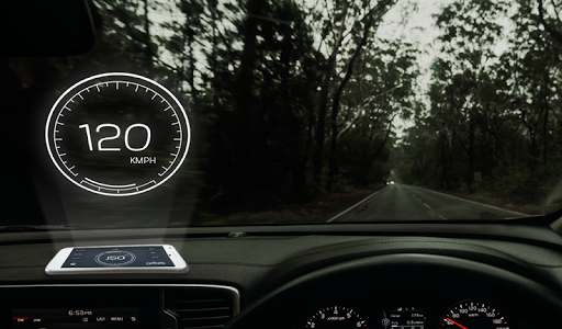 Speedometer: Car Heads Up Display GPS Odometer App 2.5 screenshots 24