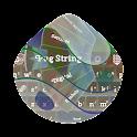 Pug String GO Keyboard icon