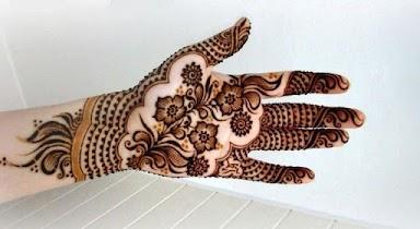 Henna Mehndi Designs Girls - screenshot thumbnail 02