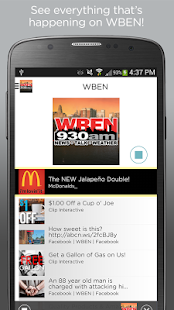 WBEN – News Radio 930am- screenshot thumbnail