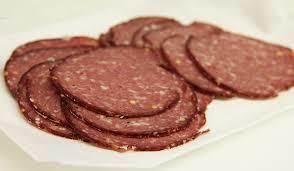 Jim's Summer Sausage