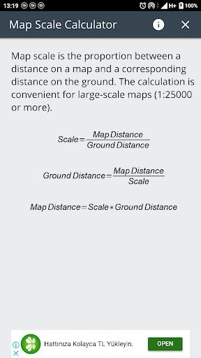 Map Scale Calculator APK download   APKPure.co