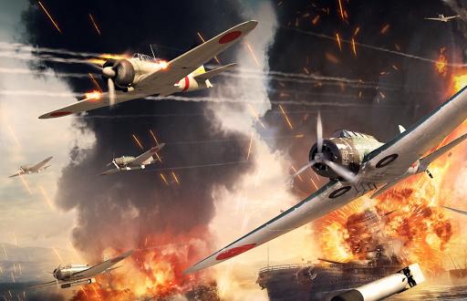 WW2 Aircraft Strike for PC