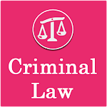 Criminal Law Study Icon