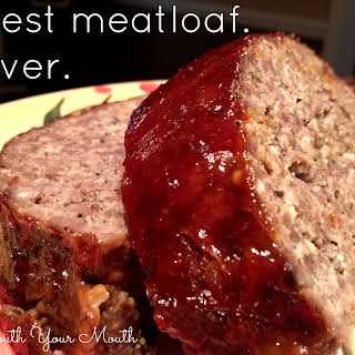 My Best Meatloaf.