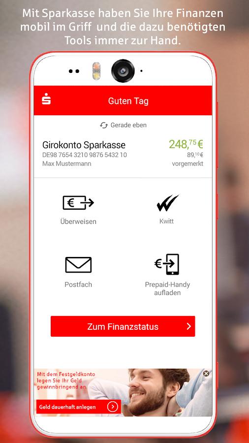 sparkasse android apps on google play. Black Bedroom Furniture Sets. Home Design Ideas