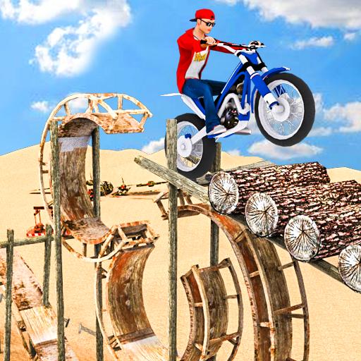 دراجة نارية حيلة الدراجة ألعاب جديدة