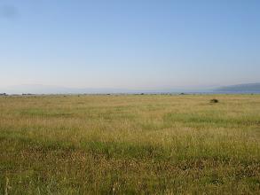 Photo: iza trave se nazire Buško jezero