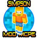 Bart in Mcpe - Map Simpsons for Minecraft PE icon