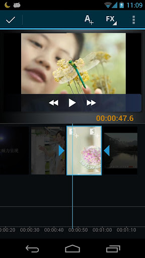 Video Maker Movie Editor screenshot 3