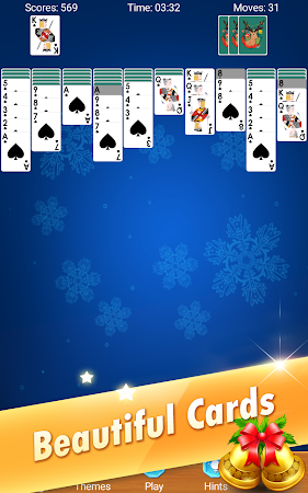 Spider Solitaire - Christmas 2.5 screenshot 618629