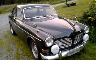 Volvo Amazon 123 GT Rent Hedmark