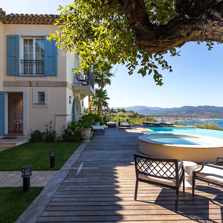 Villa sur Gassin_1