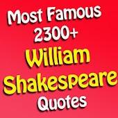 Top William Shakespeare Quotes