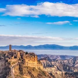 Tuscany by Angela Higgins - Landscapes Travel