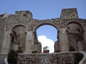 Photo: La chiesa a cielo aperto del Vaccaro