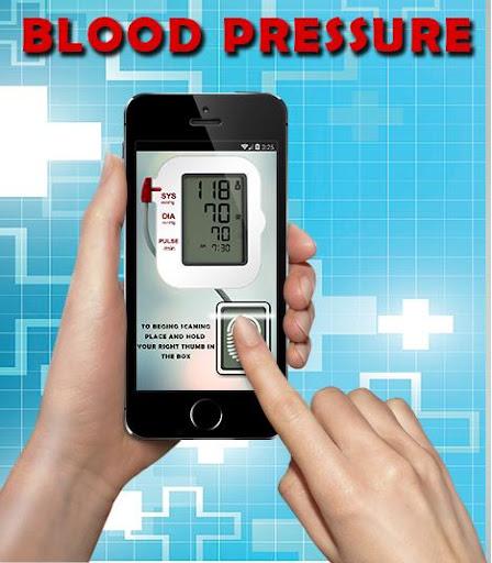 blood pressure test prank