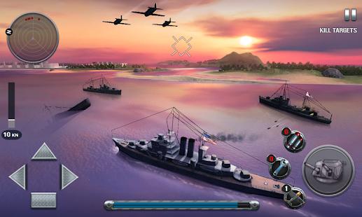 ships of battle: the pacific- screenshot thumbnail