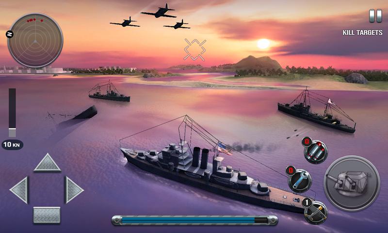 Ships of Battle : The Pacific Screenshot 2