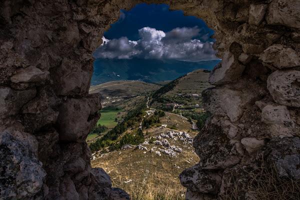 Vista da unn punto di vista... di Massimiliano zompi