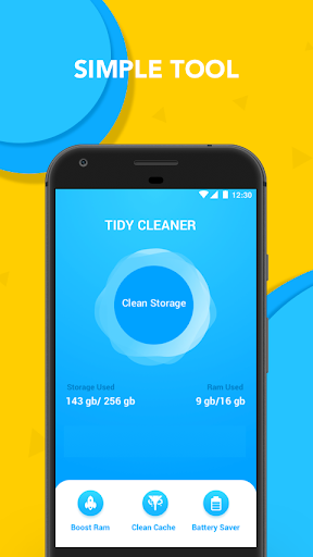 Tidy Utility screenshot 1