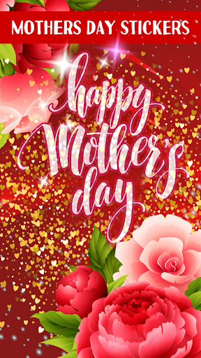 PC u7528 Mothers Day Stickers 1