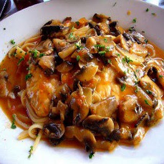 Carrabba's Chicken Marsala.
