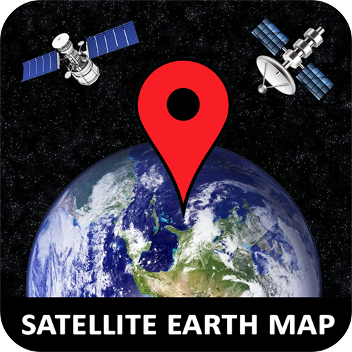 Street View Earth Map: GPS Satellite Map