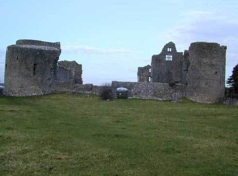 Roscommon Castle , County Roscommon, Ireland