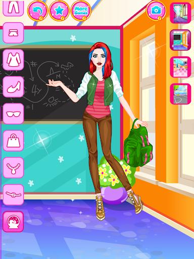 High School Dress Up For Girls 1.0.6 screenshots 14