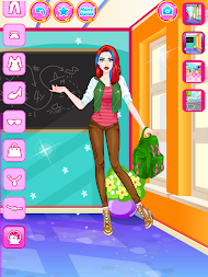 High School Dress Up For Girls APK screenshot thumbnail 22