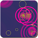Circles Collision LWP icon