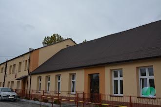 Photo: Termomodernizacja Szkoły Podstawowej i Gimnazjum w Kacicach
