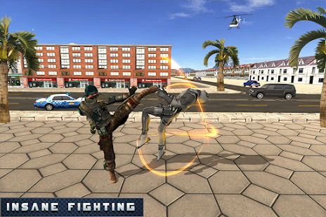 Dual Swords Hero Crime City Battle - náhled