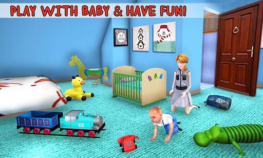 New Baby Single Mom Family Adventure 1.0.4 screenshots 4