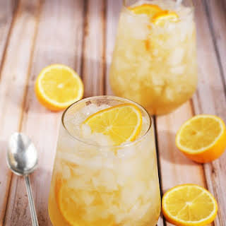 Meyer Lemon Shrub Mixer.
