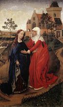 Photo: Visitation, c. 1445